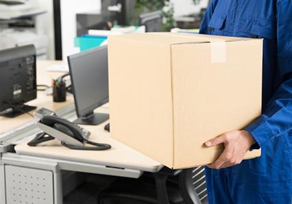 オフィス・店舗の移転、閉店にともなう搬出・回収
